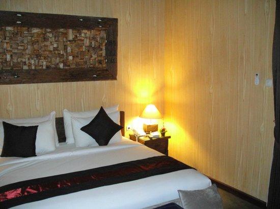 Gino Feruci Villa Ubud: Bedroom