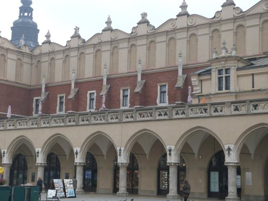 Alexander Hotel: The Linen Hall Main Square in Krakow