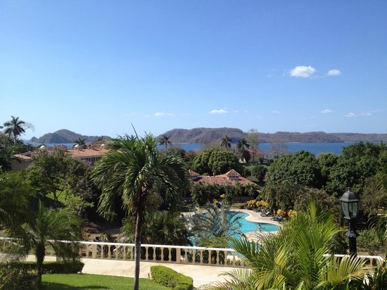 Occidental Papagayo - Adults only: View from main lobby