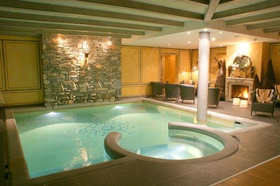 Spa fontaine de glace photo de gd hotel bella tola for Salon luc