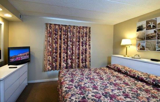 Wild Dunes Inn: Bedroom