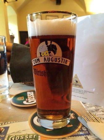 Bierhaus zum Augustin: Birra artigianale