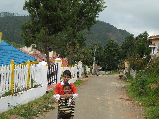 Fortune Retreats Resorts - Ooty: View of the cottages