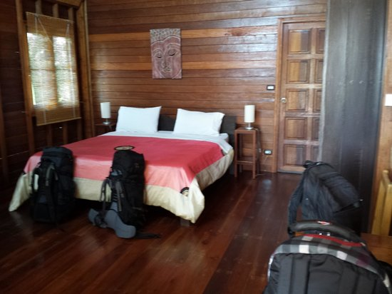 Big Easy: Schlafzimmer Bungalow Nr. 2