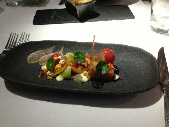 St Helena : Tomato starter