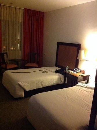 Citi Park Hotel: comfortable bed