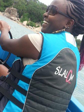 Sunbird Nkopola Lodge: Captain