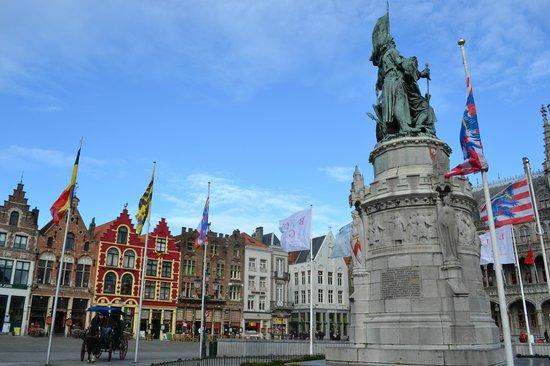 Grand-Place : マルクト広場
