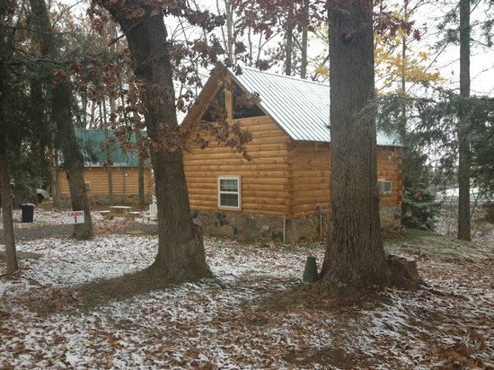 Kozy Haven Log Cabin Rentals