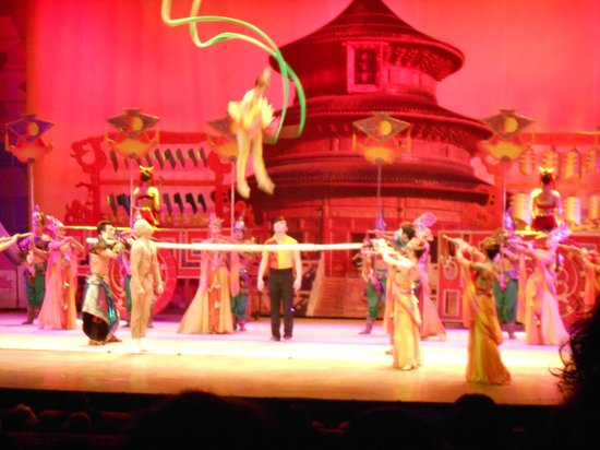 Chaoyang Theater: show