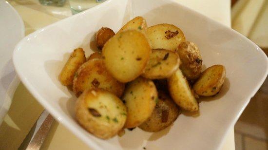 Cheminee : Alaska Potatoes