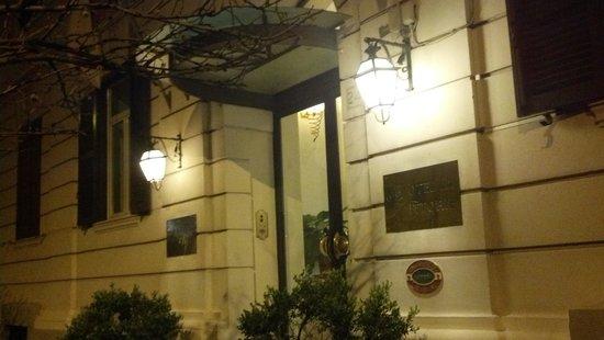 Hotel Delle Vittorie: Ingresso