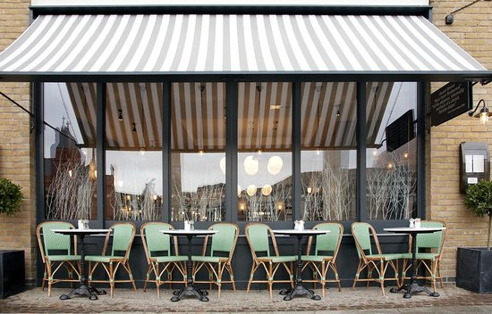 Cote Brasserie - Cardiff Bay : exterior