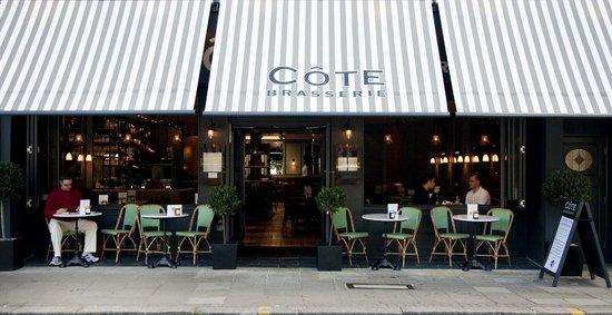 Cote Brasserie - Ealing