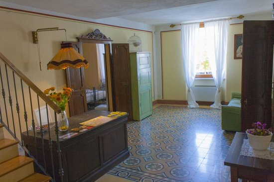 Bed & Breakfast Sant'Agostino: Reception