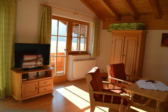 Demelhof: Wohnzimmer