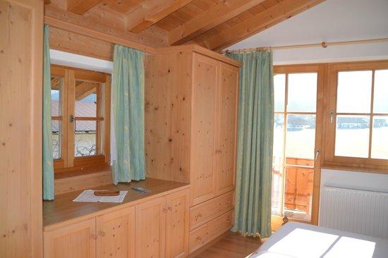 Demelhof: Schlafzimmer