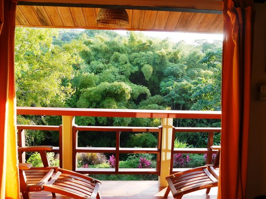 Cuffie River Nature Retreat and Eco-Lodge: Serenity and solitidue