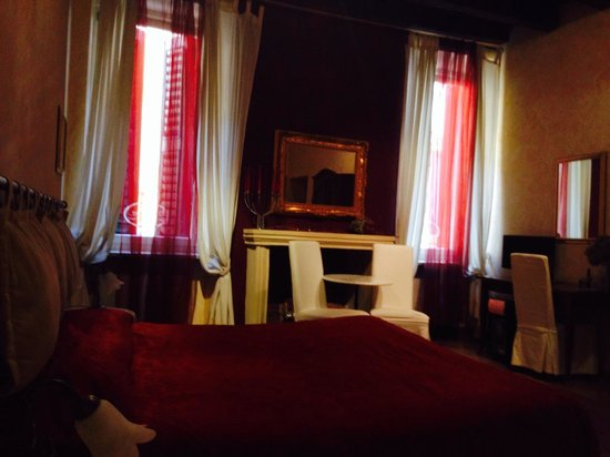 Anfiteatro Bed & Breakfast: Le camere