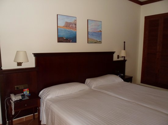 Barcelo Jandia Playa: habitación
