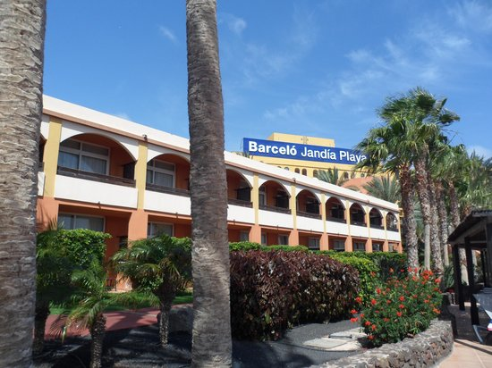 Barcelo Jandia Playa: hotel