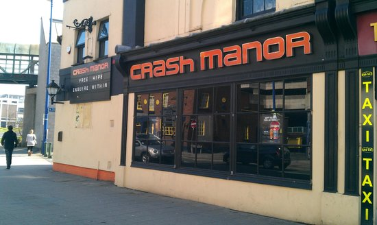 Crash Manor