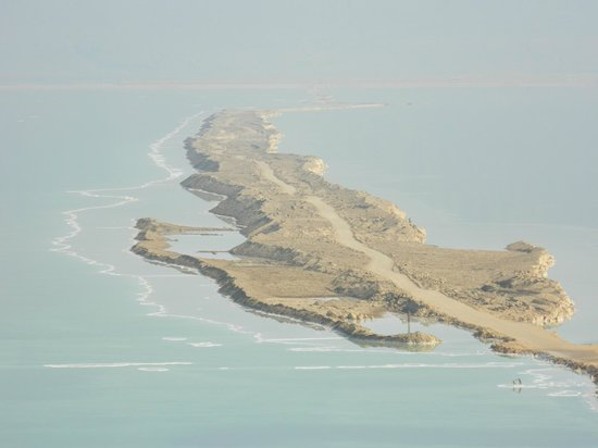 Leonardo Club Dead Sea Hotel : View from room