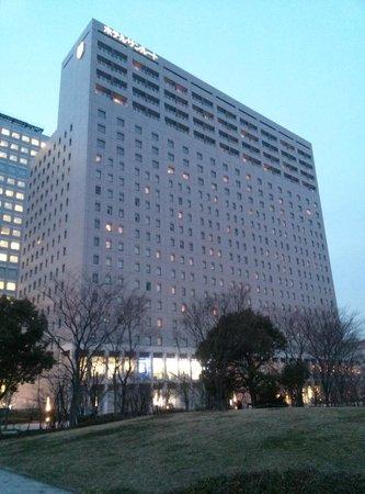Hotel Sunroute Ariake: Hotel exterior