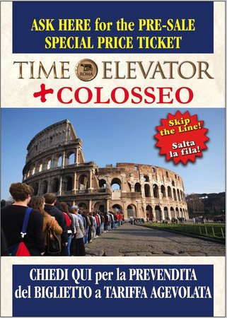 Photo of Tourist Attraction The Time Elevator Rome Experience at Via Dei Santi Apostoli 20, Rome 00187, Italy