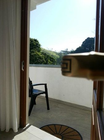 Hanthana House: View