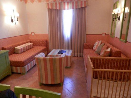 Grande Real Santa Eulália Resort & Hotel Spa: Sitting area