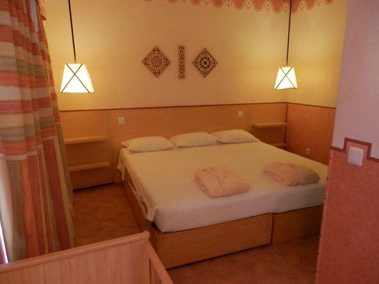 Grande Real Santa Eulália Resort & Hotel Spa: Bed