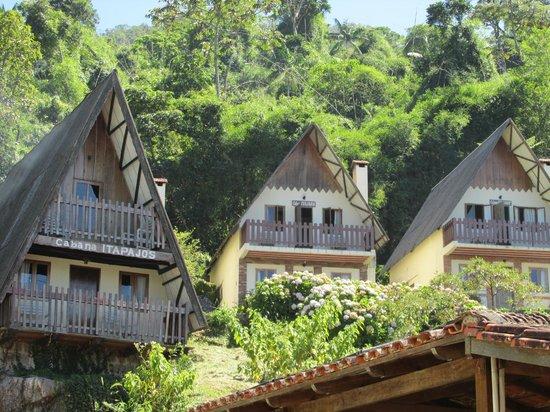 Hotel Do Ype: cabanas