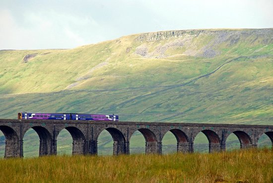 Ribblehead Viaduct: The Viaduct.