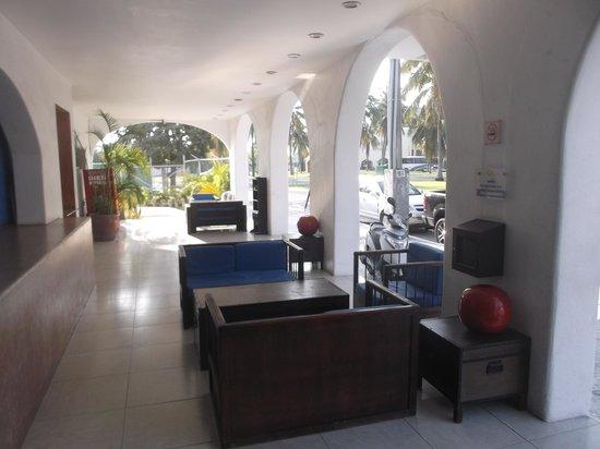 Hotel Alikar : Photo du 4 mars 2014.