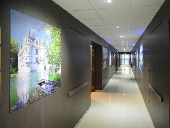 Hotel Roi Soleil Prestige : hall
