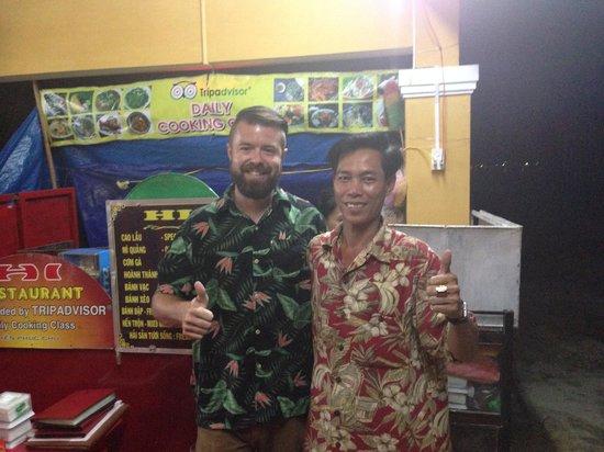 Hi Restaurant: Hawaiian shirt brothers