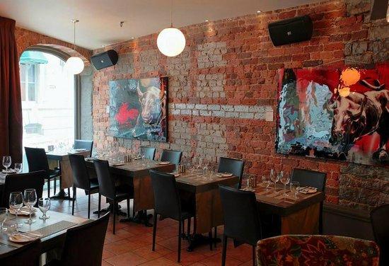 Photo of French Restaurant SSS Restaurant at 71 Rue Saint Paul, Quebec City G1K 3V8, Canada