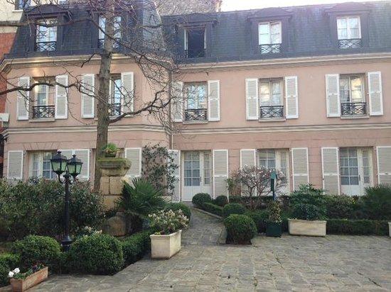 Hotel des Grandes Ecoles: Annex