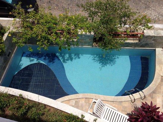Marambaia Apart Hotel: Piscina