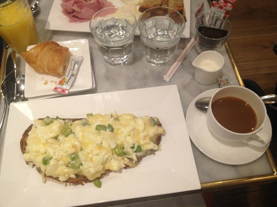 Photo of French Restaurant Maison Kayser at 1800 Broadway, New York City, NY 10019, United States