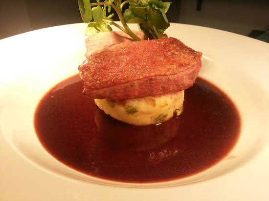 The Hatton Arms: Roasted Duck Breast
