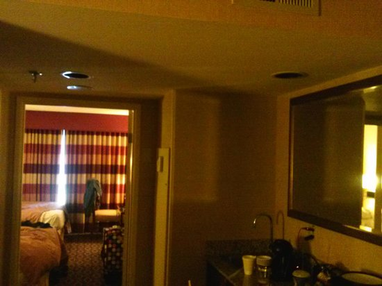 Embassy Suites by Hilton Atlanta - Airport: Typical Room
