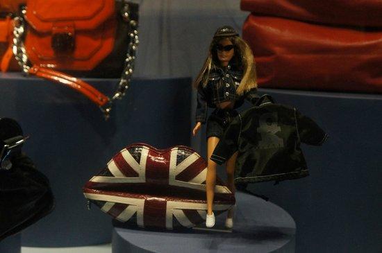 Museum of Bags and Purses: Вот какая сумочка с британским