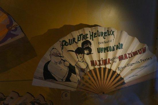 Museum of Bags and Purses: Веер из коллеции