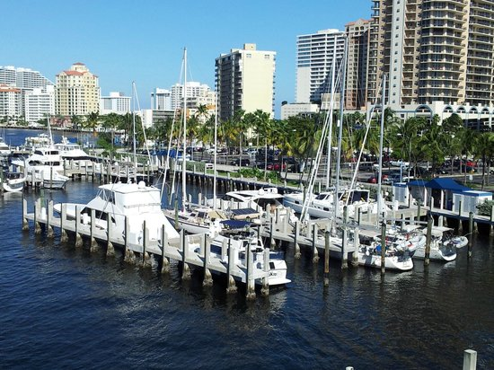 Bahia Mar Fort Lauderdale Beach - a Doubletree by Hilton Hotel : FL Marina