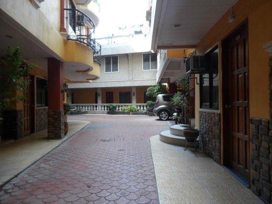 D'Counter Pensione : new building area