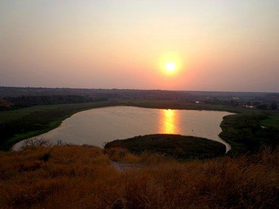 Lagoa vista da Esplanada Turitanga