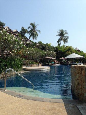 The Westin Siray Bay Resort & Spa Phuket: View of the Horizon Pool