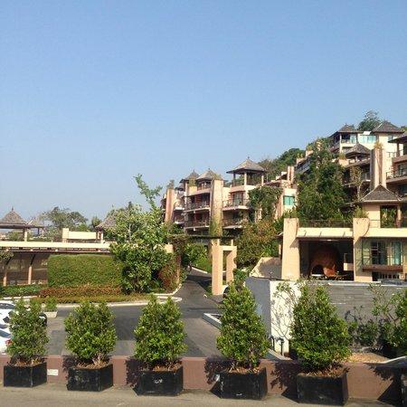 The Westin Siray Bay Resort & Spa Phuket: Westin Siray Bay in the Afternoon